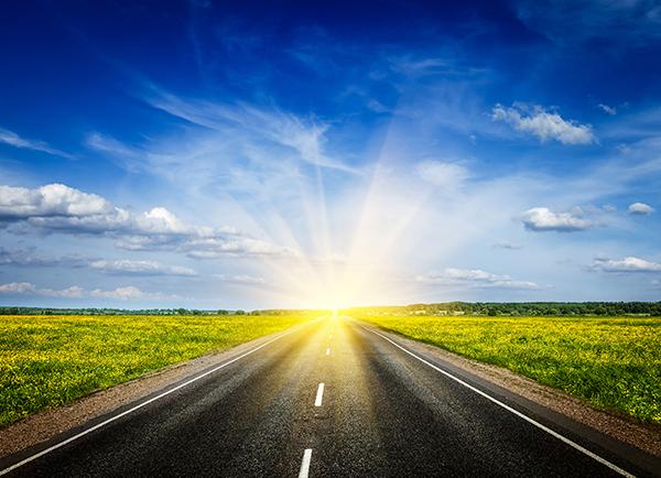 La strada giusta è la tua